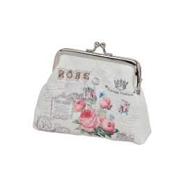 Rózsás pénztárca
